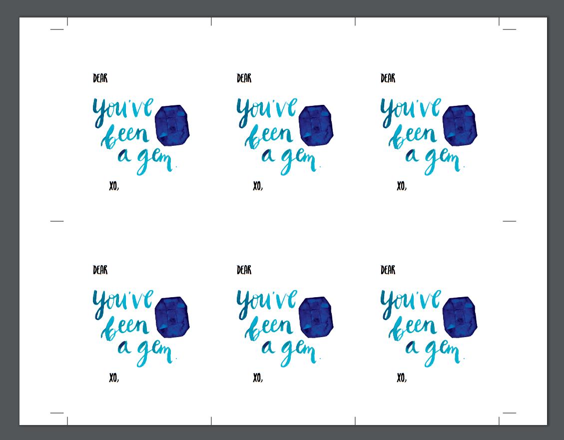 Gem-Letter
